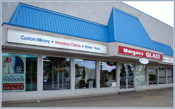 Morgan's Glass Vernon BC About Us